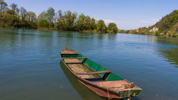 una, čamac