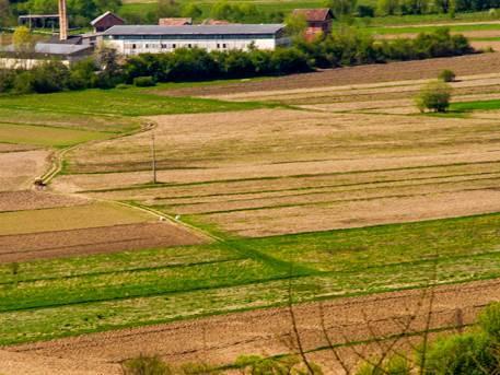 novigrad, oranice, poljoprivreda