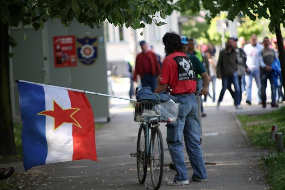 protesti, sfrj, zastava, jugoslavija