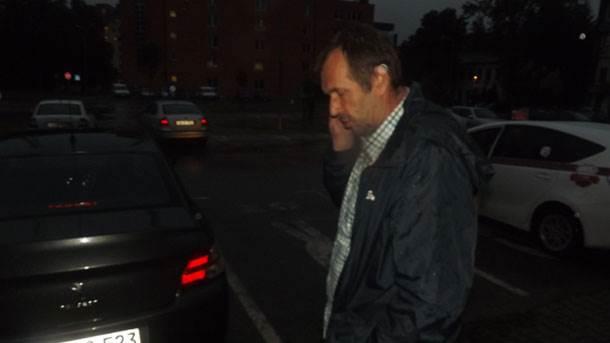 Sejfudin Tokić nakon saslušanja u Okružnom tužilaštvu Banjaluka
