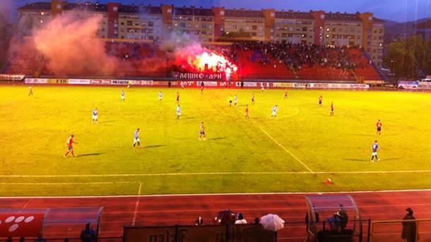 Borac i Voša igrali za crveno-plave