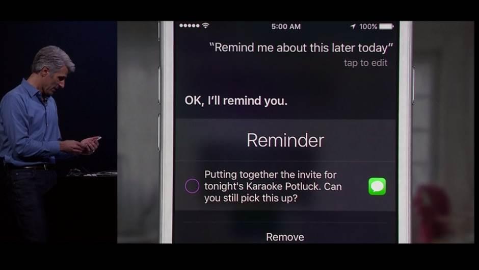 Apple Siri.