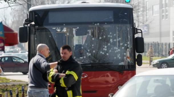 Bomba-banjaluka, napad, autobus