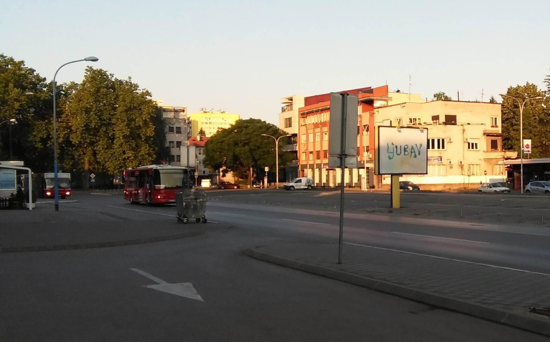 Ljubav, stanica, Banjaluka