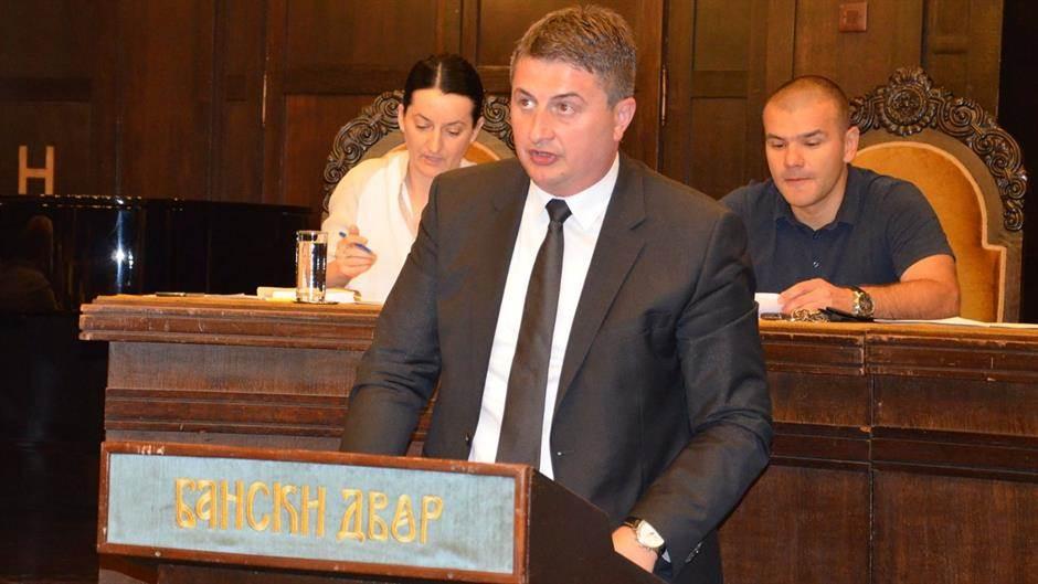 RK Borac, uprava, rkborac, Milan Radović