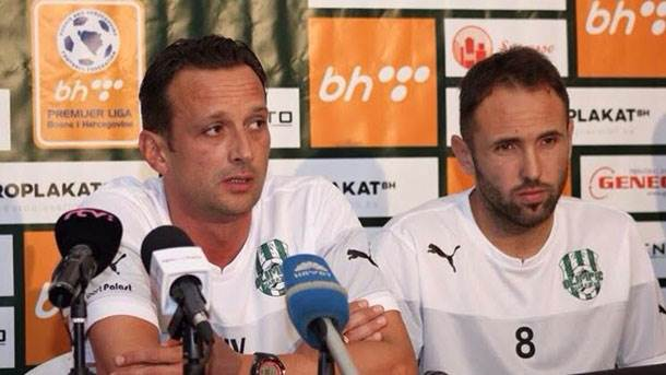 FK Olimpik, Mirza Varešanović, Veldin Muharemović