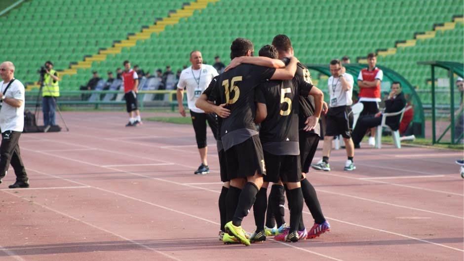 Olimpik, Spartak, Liga Evrope