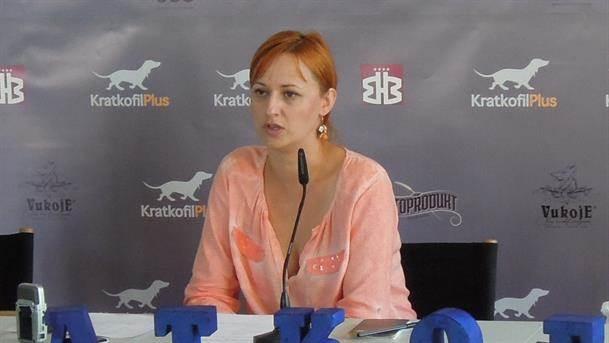 Direktorica festivala Darija Buzaković