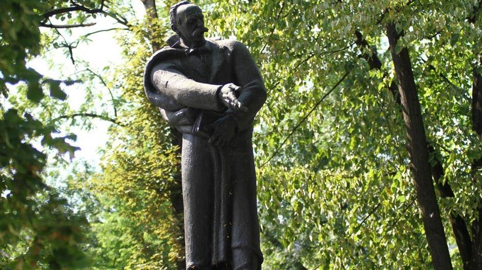 Spomenik Petru Kočiću