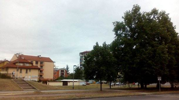 Borik, igralište