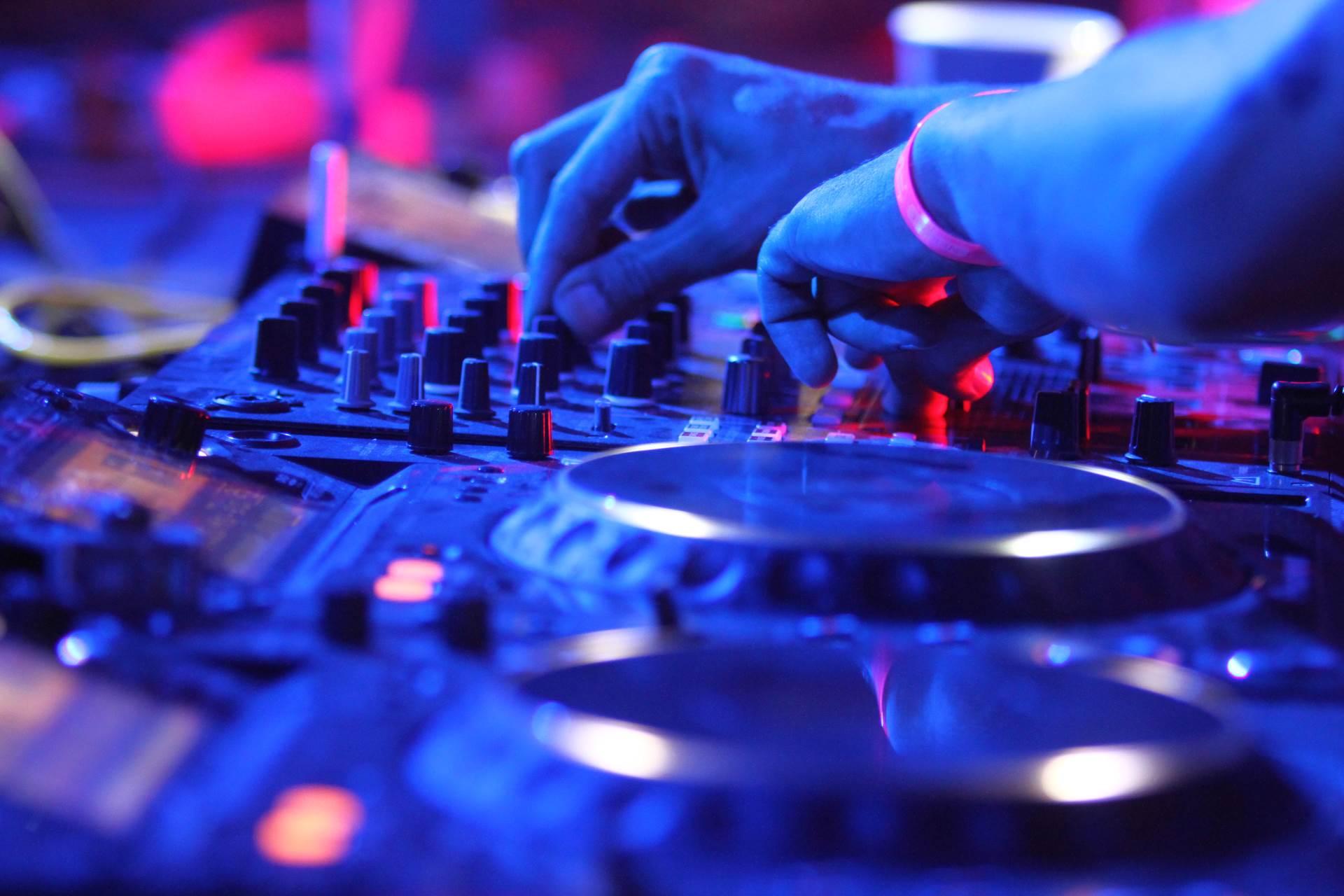 DJ, mikseta