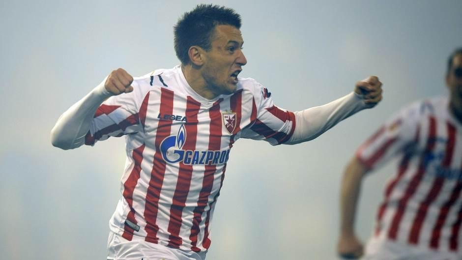 Filip Kasalica, FK Crvena zvezda