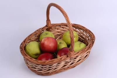 Jabuke, Košara jabuka