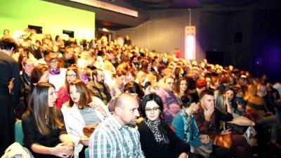 publika, Zaplet