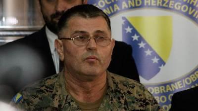 Ante Jeleč, general OS BiH