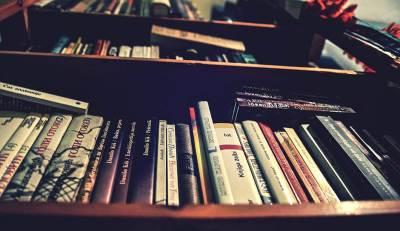 knjige, polica sa knjigama, knjige na polici, knjiga, biblioteka,