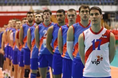 Odbojkaši, odbojkaska reprezentacija Srbije