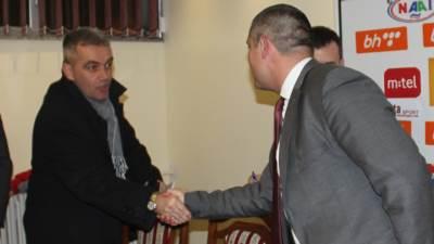Vlado Jagodić i Dejan Kusturić