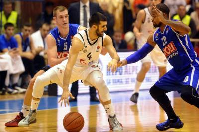 Aleksandar Cvetković Partizan Budućnost Jaramaz Kuk