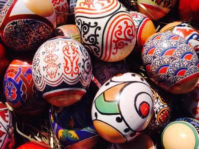 uskrs, jaja, ukrašavanje, farbanje, vaskrs