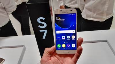 Samsung Galaxy S7, Samsung Galaxy S7 edge, Telefon, Telefoni, Android