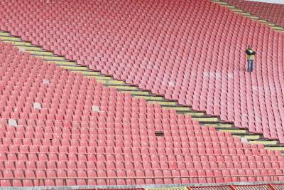 marakana, stadion, tribine, stolice