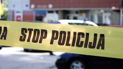 Napad u Hrasnom, stop policija