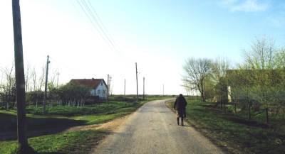 jaša tomić 13, selo, baka, put, šetanje, hodanje, starost