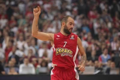 Vasilis Spanulis Olimpijakos