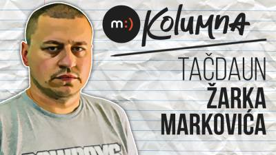 Žarko Marković kolumna