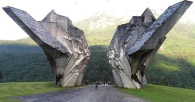 Sutjeska, Tjentište