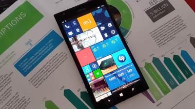 Nokia, Lumia, Windows Phone, Windows 10 Mobile