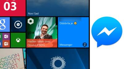 Messenger, Aplikacije