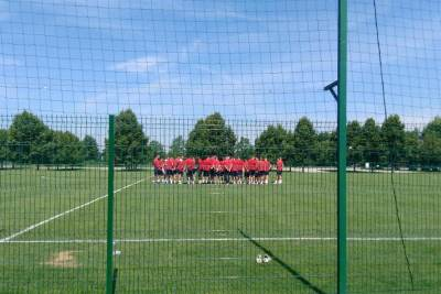 FK Crvena zvezda pripreme