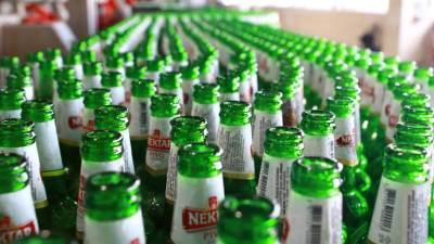 Nektar, pivo, pivara