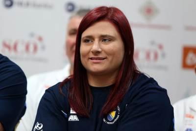 Olimpijci BiH Larisa Cerić