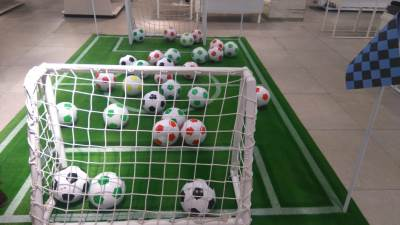 fudbal, lopte, teren, mali fudbal
