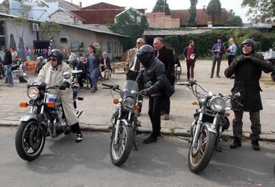 bajkeri, motori, motorcikli, hipsteri
