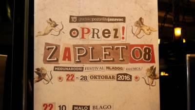 Jazavac, Zaplet