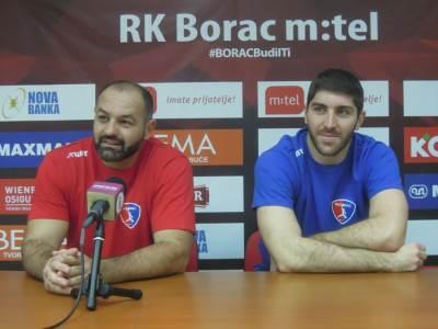RK Borac, Ratko Đurković, Đorđe Ćelić