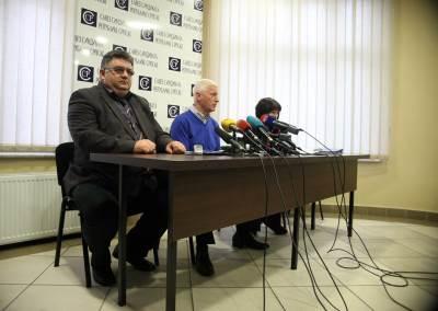 Dragan Gnjatić, Tomislav Vrhovac, Anica Jondić, Sindikat