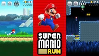 Nintendo, Super Mario Run, Super Mario