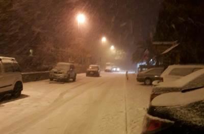 Snijeg Petrovac Bar