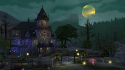 Vampiri, The Sims