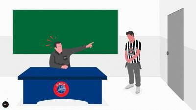 Partizan, UEFA