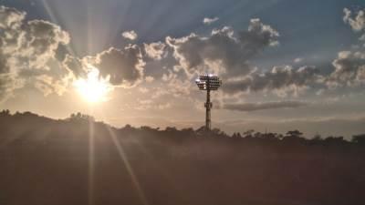 stadion Partizana, Partizan, reflektori, reflektor, JNA, stadion JNA
