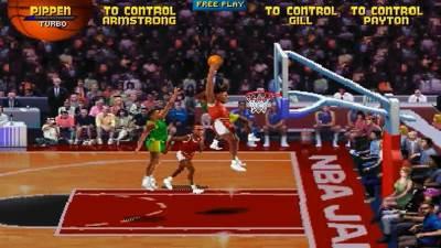 NBA JAM 2k17 update LeBron, Harambe, Trump, Clinton