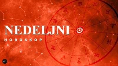 Nedeljni horoskop