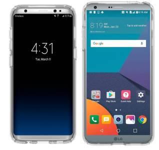 Samsung Galaxy S8, LG G6