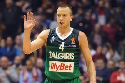 Lukas Levaičijus Žalgiris